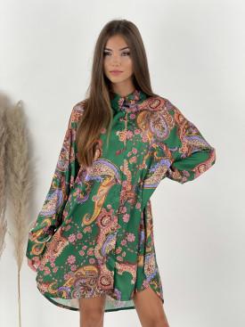 Šaty košeľové 1185 Meilin
