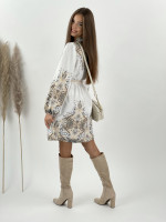Šaty nad kolená Alice 080