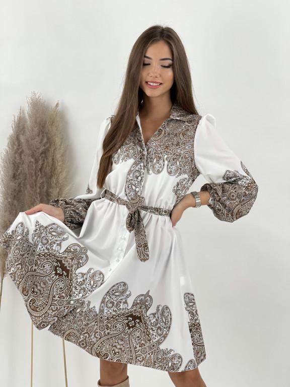 Šaty po kolená AMANI 53683