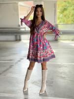 Šaty po kolená Violet 26977