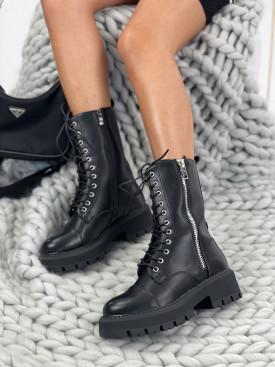 Topánky CHARLOTTE YK016 čierne