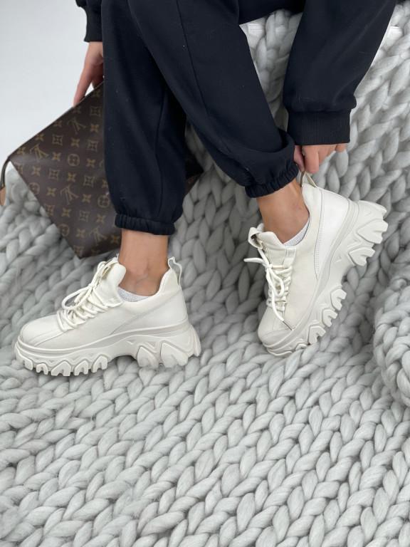 Topánky NB520 Tracy béžové