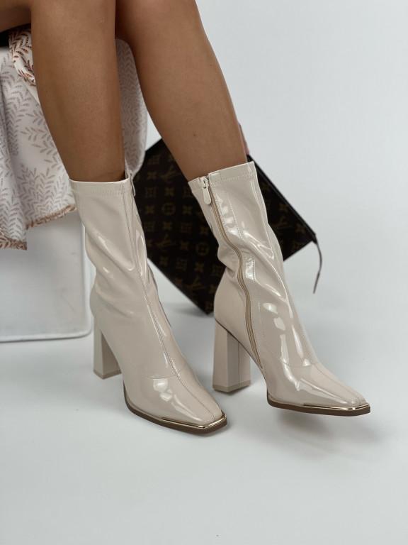 Topánky NS225 Estes béžové
