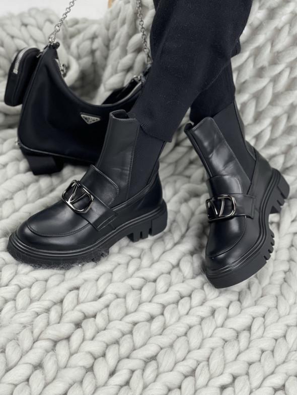 Topánky Victoria NC1235 čierne