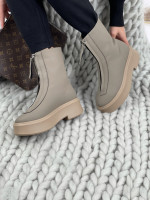 Topánky NS221 Myra zelené