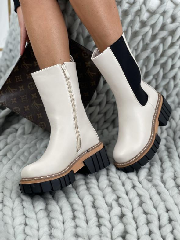 Topánky NS226 Jemma béžové