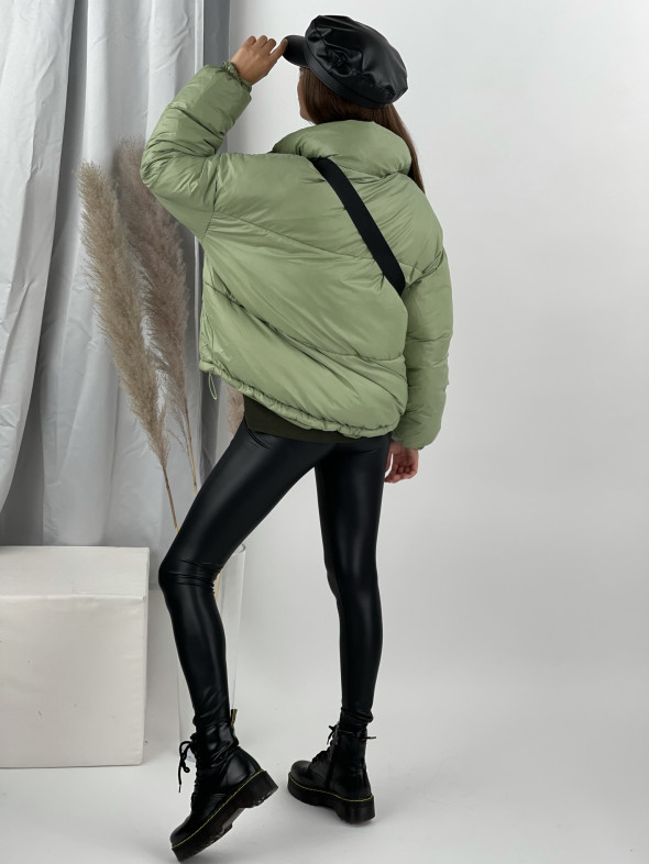Bunda s ľadvinkou SARA 8370