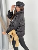 Bunda s mackom Trendy 8156