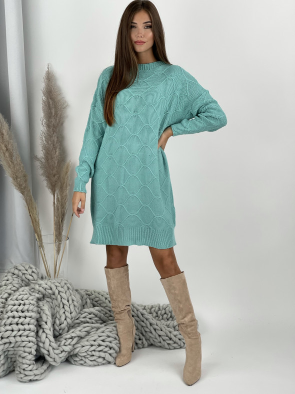 Šaty svetrové Viola 5016
