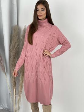 Šaty z jemného úpletu Carin 2122