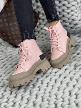 Topánky BL267 Zaira Ružové