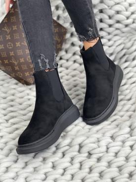 Topánky NC1100 Giona čierne