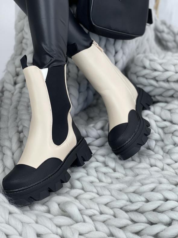 Topánky NC1251 CELINE béžové
