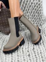 Topánky NS226 Jemma zelené
