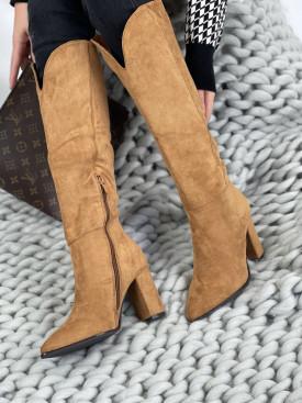 Topánky RB89 Montes hnedé