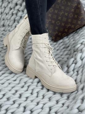 Topánky YK07 Livio béžové